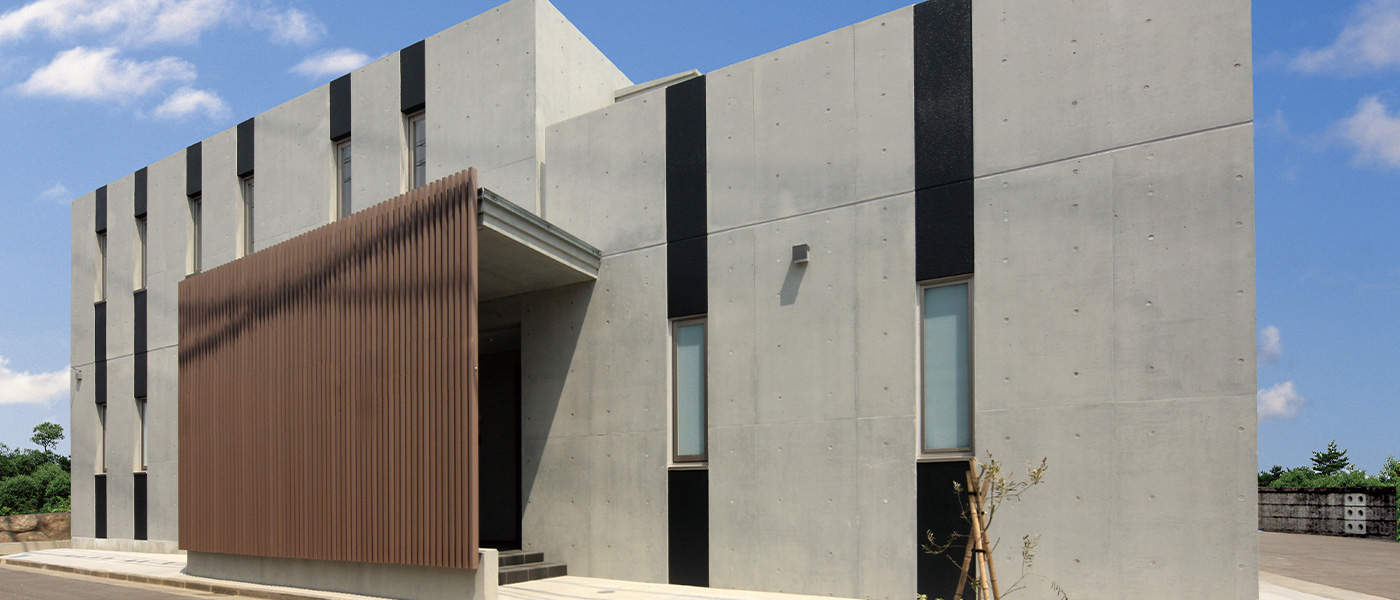 住宅、マンション、ビルディングの企画設計・施工をトータルプロデュース